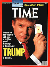 Donald Fake Time Cover Tell Time