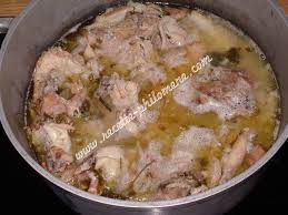 cuisine lapin au vin blanc lapin aux lardons et vin blanc plats