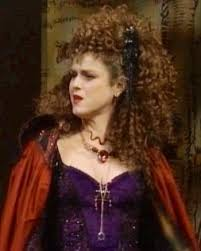 Bernadette Meme - who are you going to tell bernadette peters as the witch in into