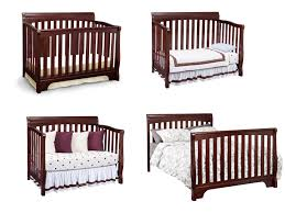 graco lauren classic 4 in 1 convertible crib nursery dazzling delta crib conversion kit with cool color option