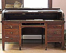 vintage roll top desk value antique rolltop desk lorain 365