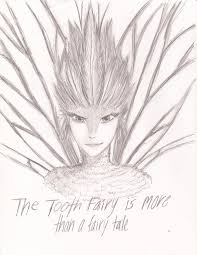 rise of the guardians tooth fairy by pencil only on deviantart