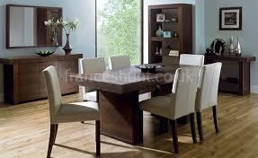 Akita Black Walnut Living  Dining Room Furniture Frances Hunt - Walnut dining room chairs