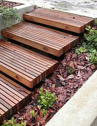Free Woodworking Plans Projects Patterns Garden Outdoors Stairs by Best 25 Outdoor Stairs Ideas On Pinterest Landscape Steps