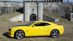 camaro transformers edition for sale chevrolet camaro ss transformer edition yellow with black rally