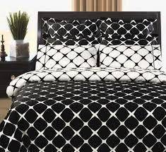 15 black and white bedding sets home design lover