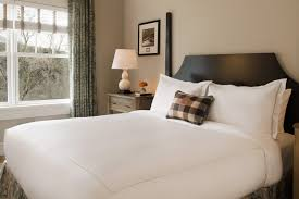 Where To Get Bedding Sets Grey Embroidered Bed Bedding Set Kimpton Style