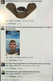How To Put Memes On Facebook Comments - cops tried to find a fugitive on facebook and it turned into a roast