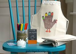 thanksgiving apron diy thanksgiving apron for kids yesterday on tuesday