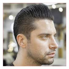 top mens short hairstyles with great short shaved side hair for
