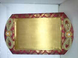 wedding trays decorative trays for indian wedding