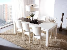 white dining room table for sale sets leather chairs off perth set