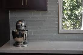 glass tile backsplash kitchen glass backsplashes are considered green because they can be made