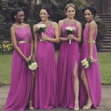 fuschia bridesmaid dress bridesmaid dresses vanessawu store powered by storenvy
