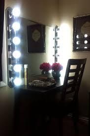 Bathroom Vanity Mirrors Home Depot Diy Vanity Mirror Bar Lights Mirror And Bulbs From Home Depot