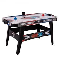 harvil 5 foot air hockey table with electronic scoring triumph fire n ice air hockey table gametablesonline com