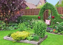 a few small garden designs helps make it wonderful looking