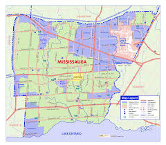 Map Of Toronto Canada by Mississauga Ca Residents Downtown