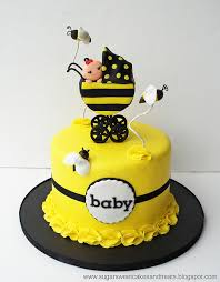 Cute Bumble Bee Baby Shower My Practical Baby Shower Guide