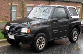 1997 suzuki sidekick information and photos zombiedrive