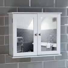 mirror cupboard bathroom bathroom mirror wall cabinet ebay