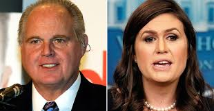limbaugh comments on sanders thanksgiving press brief