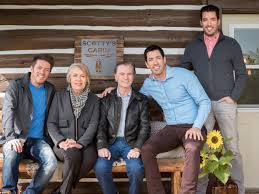 Drew And Jonathan Tour The Property Brothers Ranch Reno Hgtv U0027s Decorating U0026 Design