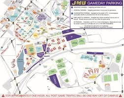 Uncw Map James Madison University