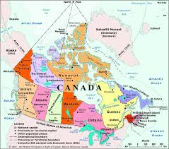 map of canada by province map of the provinces and territories of canada map canada