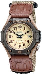 amazon com casio men u0027s ft 500wc 5bvcf forester sport watch casio