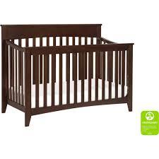 Davinci 4 In 1 Convertible Crib by Davinci Grove 4 In 1 Convertible Crib Chestnut Walmart Com