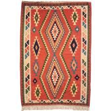 persian carpet hand woven rug both sides gilim lazada malaysia