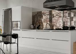 mirror backsplash in kitchen wall decor vinyl tile backsplash peel and stick backsplash