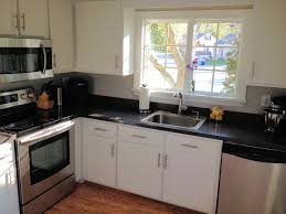 discount kitchen cabinets ice white shaker kitchen cabinets captivating small kitchen cabinet ideas with white l shape wooden base cabinet has