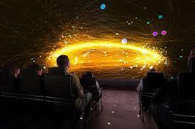 Solar System Night Light A New Planetarium Show Shines A Light On A Dark Solar System