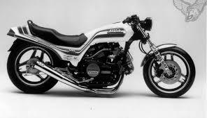 honda vf vintage bike of the day honda vf750 four cylinder v twinx2