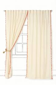 Curtain Tie Backs Anthropologie by 161 Best Fabric For Curtains Images On Pinterest Curtains Door
