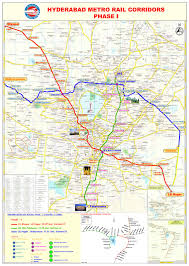 Chennai Metro Map by Metro And Mmts Trains Information