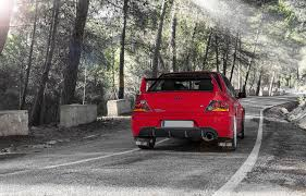 mitsubishi evo 8 red mitsubishi evolution viii wallpapers and backgrounds