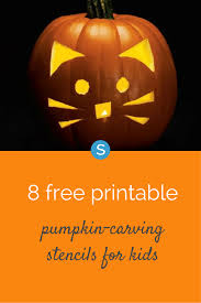 halloween pumpkin carving stencils 12 free printable pumpkin carving stencils for kids halloween