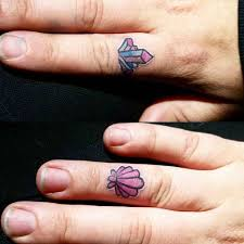 small tattoos for fingers best ideas gallery