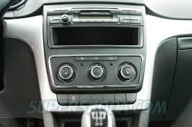 skoda yeti interior yeti chrome frame for radio panel ki r superskoda com