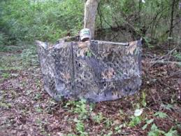 Bow Hunting From Ground Blind Ground Blind Hunting And You Military Hunting And Fishing