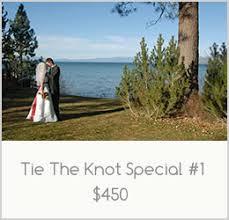 lake tahoe wedding packages wedding packages affordable lake tahoe weddings