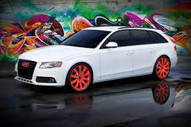 audi custom cars madsteez s custom audi avant