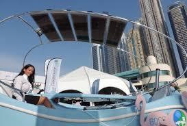 Blog   Gardasolar   Dubai boat show