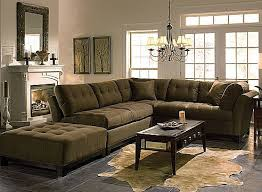 cindy crawford sectional sofa picture of cindy crawford metropolis vanilla 3pc sectional from