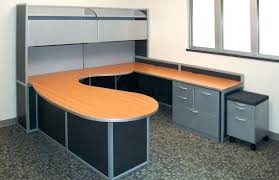 L Shaped Desk Designs Office Desk U Shaped U Shaped Desk Designs For Productivity Office