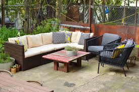 Zing Patio Furniture by Summer Brooklyn Homemaker