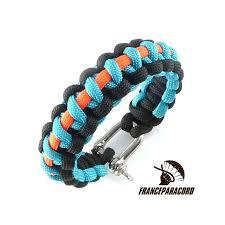 cobra bracelet images Cobra line 3 colors paracord bracelet with shackle jpg